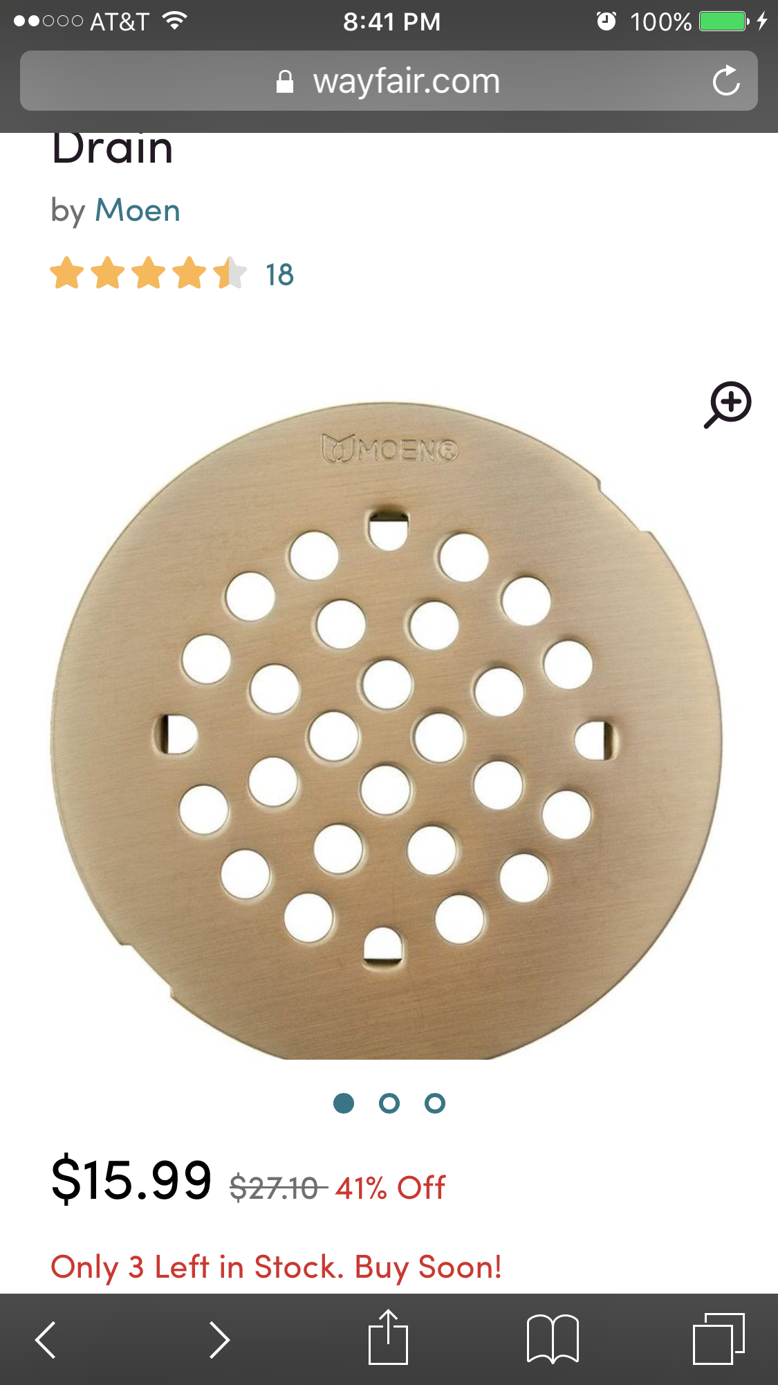 Pin By Holly Jones On Ragland Ideas Shower Drain Grid Shower