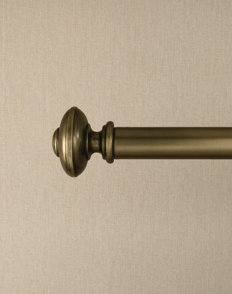 Antique Brass Curtain Rods in many cases are picked to soft famous, clever,  and official turn to the space under considerati
