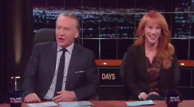 Liberal television host Bill Maher gave viewers a shock Friday evening when he announced that he agrees with Donald Trump's campaign regarding the allegations that campaign manager Corey Lewandowski roughed up Breitbart reporter Michelle Fields at a Florida press conference last month.