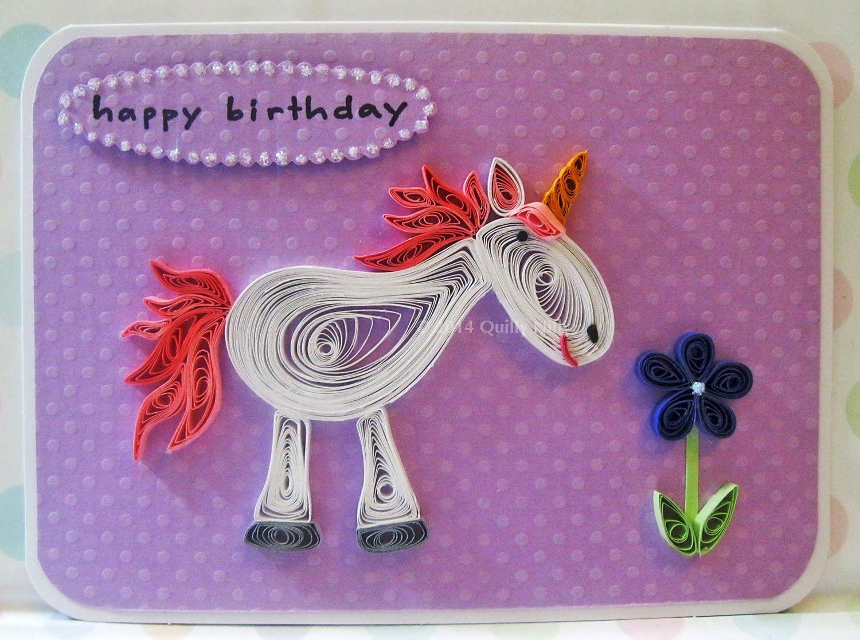 Children's Birthday Card Order