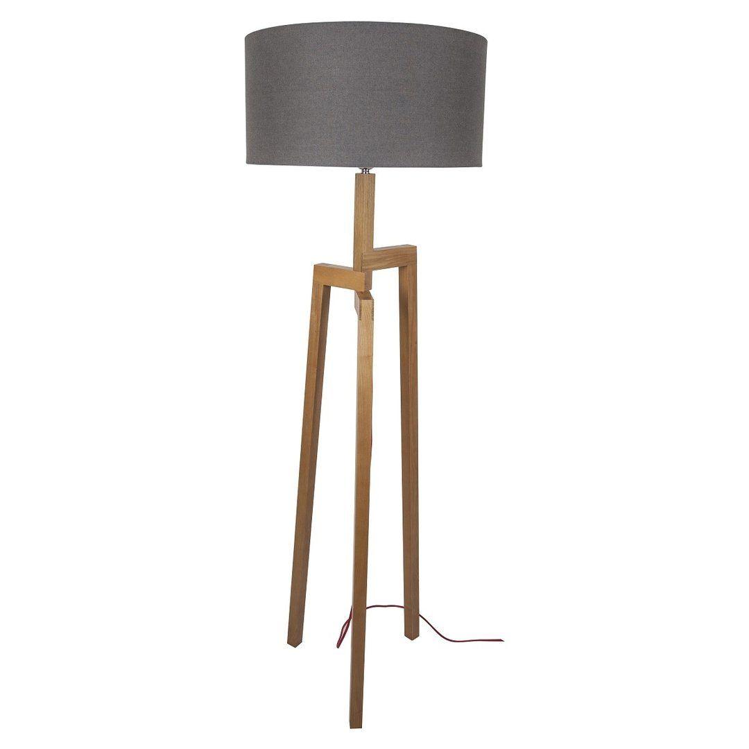 Vandeheg Aleo Set Stehleuchte Stehlampe Stehlampe Holz Lampen