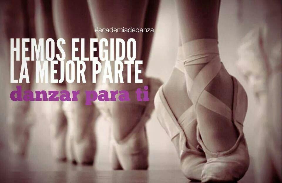 Danzar para El!