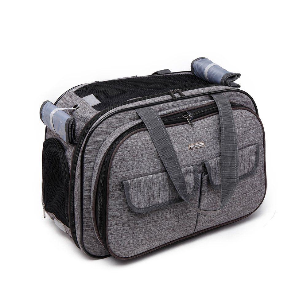WOpet Fashion Airline Approved Pet Carrier Luxury Cat