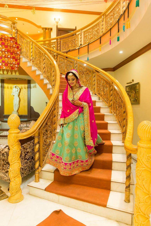 Our Princess Bride  A Punjabi Wedding In Ludhiana -8919