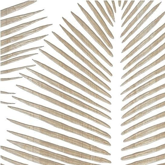 Wall Art Ideas Design : Florida Carved Palm Leaf Wall Art Home ...