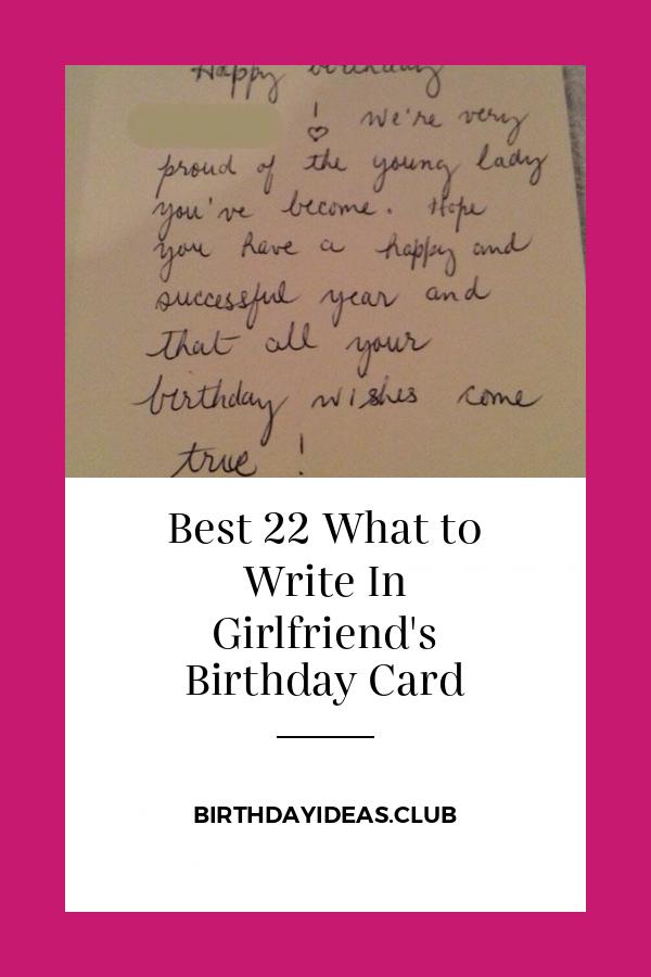 What To Write In Girlfriend039s Birthday Card Unique 28 Birthday Cards That Give Th Birthday Cards For Mother Birthday Cards For Girlfriend Girlfriend Birthday