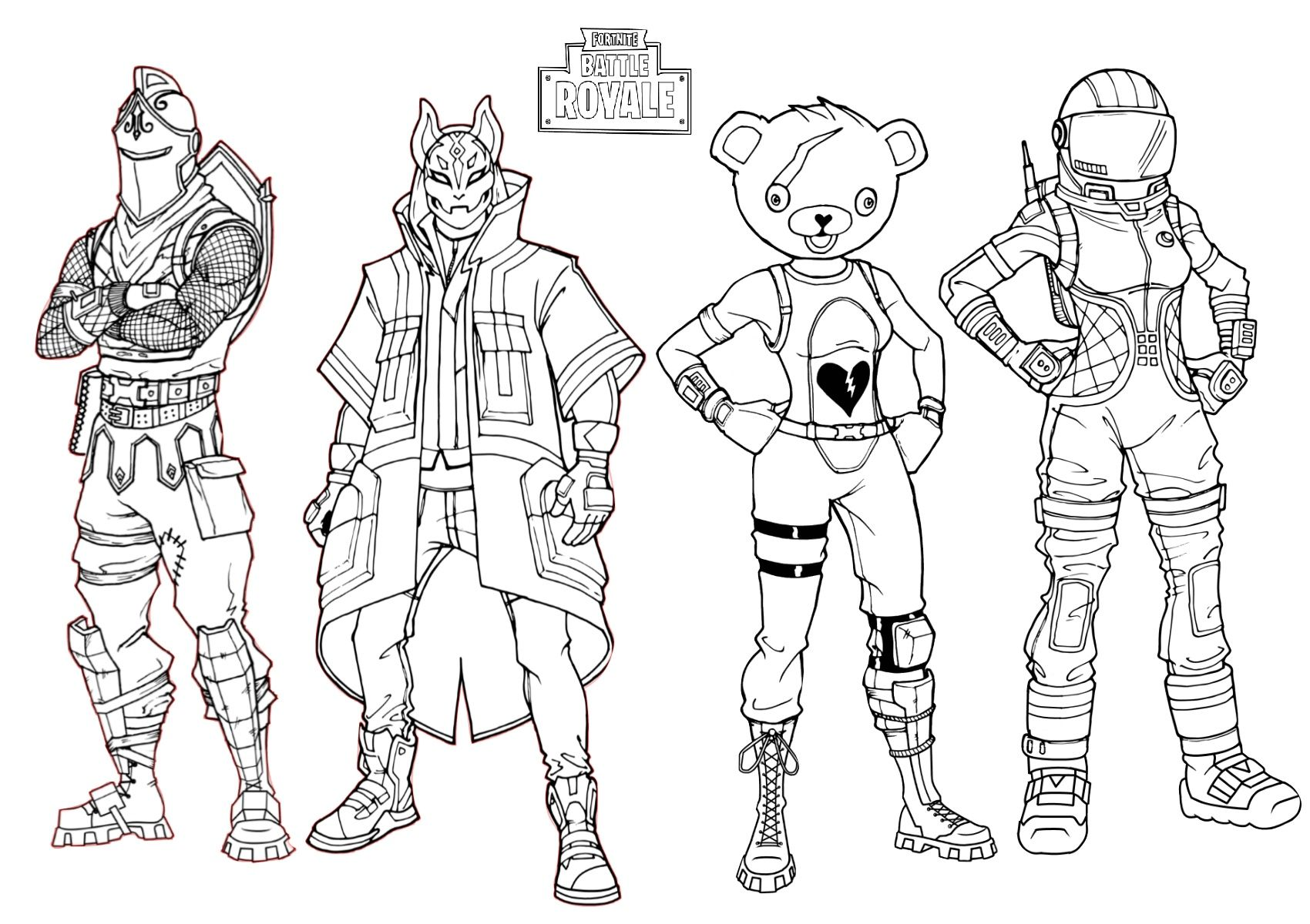 Fortnite Video Game Coloring Page Pokemon Coloring Pages Coloring Pages Pokemon Coloring