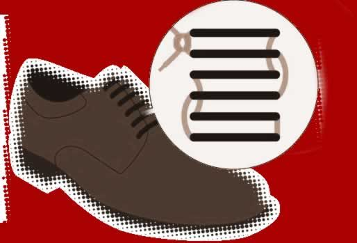 Come Allacciare Le Scarpe  Il Nodo Nascosto   Come Allacciare Le Scarpe con  il nodo nascosto  il modo piu  elegante per allacciare le scarpe da abito  per un ... e4e686ae152