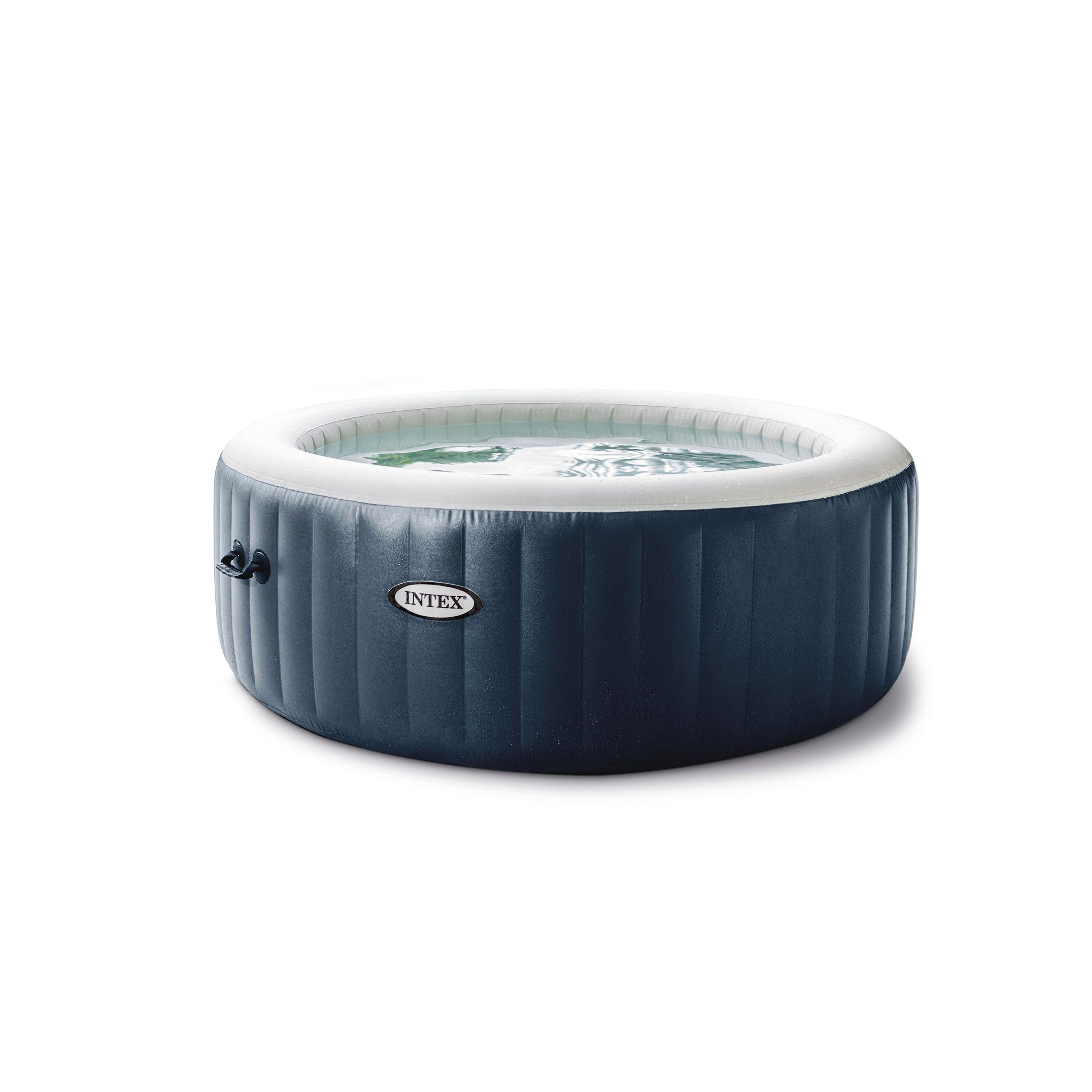 Spa Leroy Merlin Intex 6 Places spa gonflable intex blue navy rond, 6 places assises