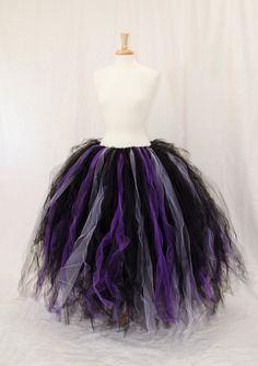 Custom Color Long Tutu Skirt Fairy Costume By Frecklesfairychest 15000