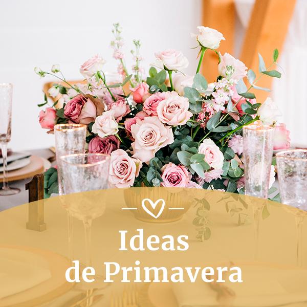 ¿Matrimonio en primavera?: 8 recomendaciones para que sea único