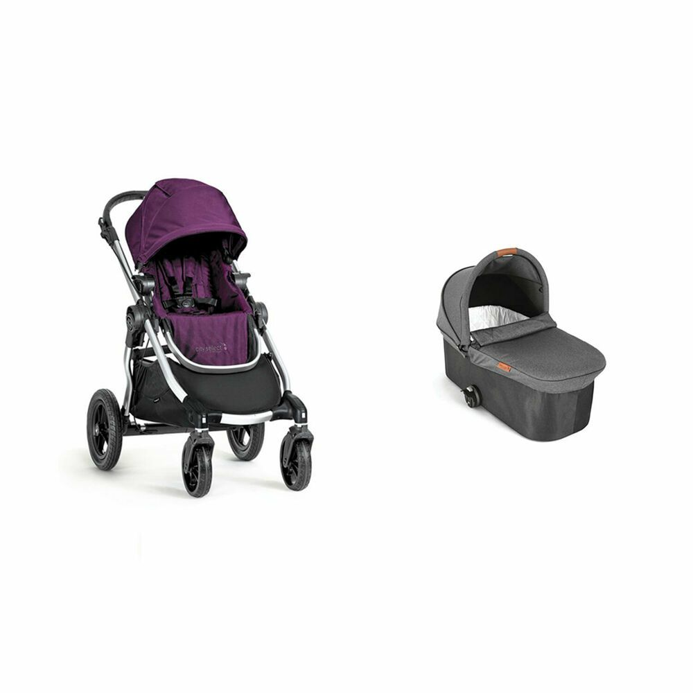 Baby Jogger City Select Baby Stroller Baby Jogger City Deluxe Pram