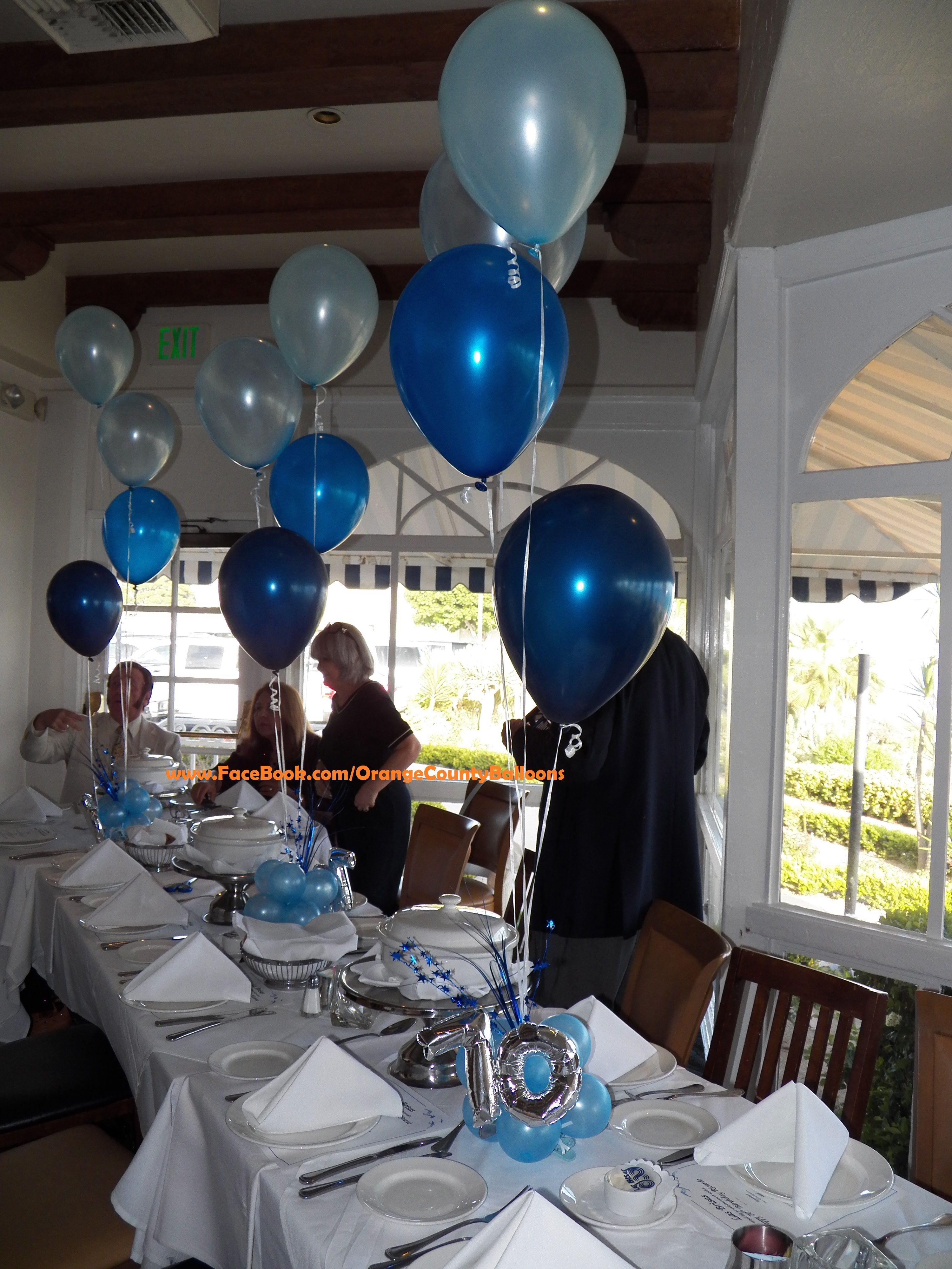 Balloon Bouquet For Men