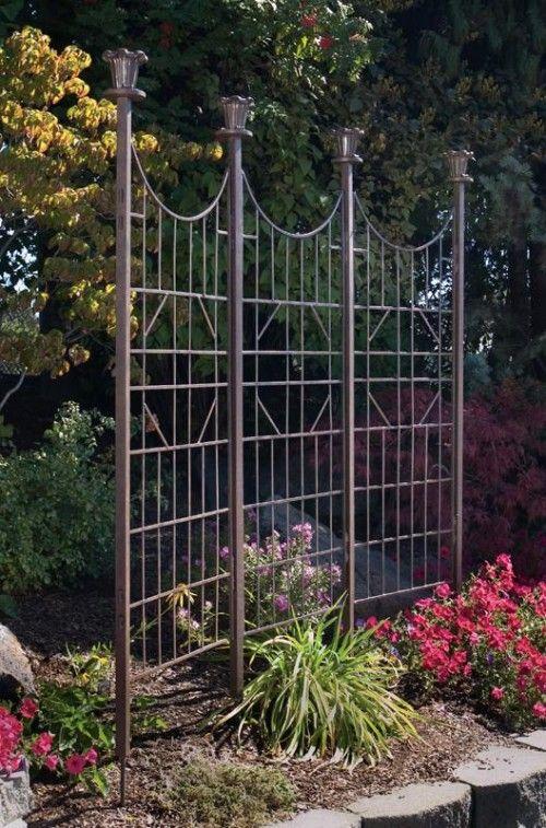 Good H Potter Garden Screen Trellis / Patio Screen