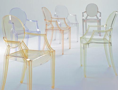 Louis Ghost Chairs   Møbler ideer, Spisestuestol, Møbeldesign