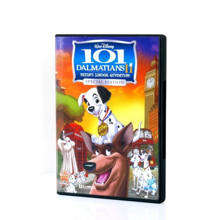101 Dalmatians Ii Patch S London Adventure Disney Dvd Cheap Disney