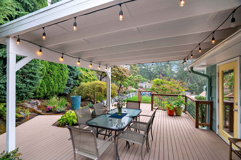 Sold Fircrest Urban Homestead Michael Duggan Tacoma Homes Beautiful Patios Urban Homesteading Backyard Patio