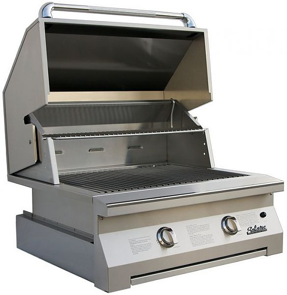 Solaire Solaire 30 Built In Grills Seattleluxe Com Built In Grill
