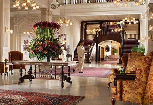 Classic Hotel Lobby Interiors Interior Design Classical