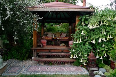 Jeffrey Bale S World Of Gardens The Sunken Garden Los Angeles