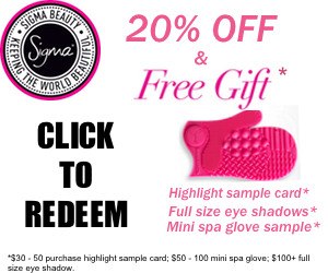 Sigma Beauty Coupon Code July 2014 Beauty Coupons Sigma Brushes
