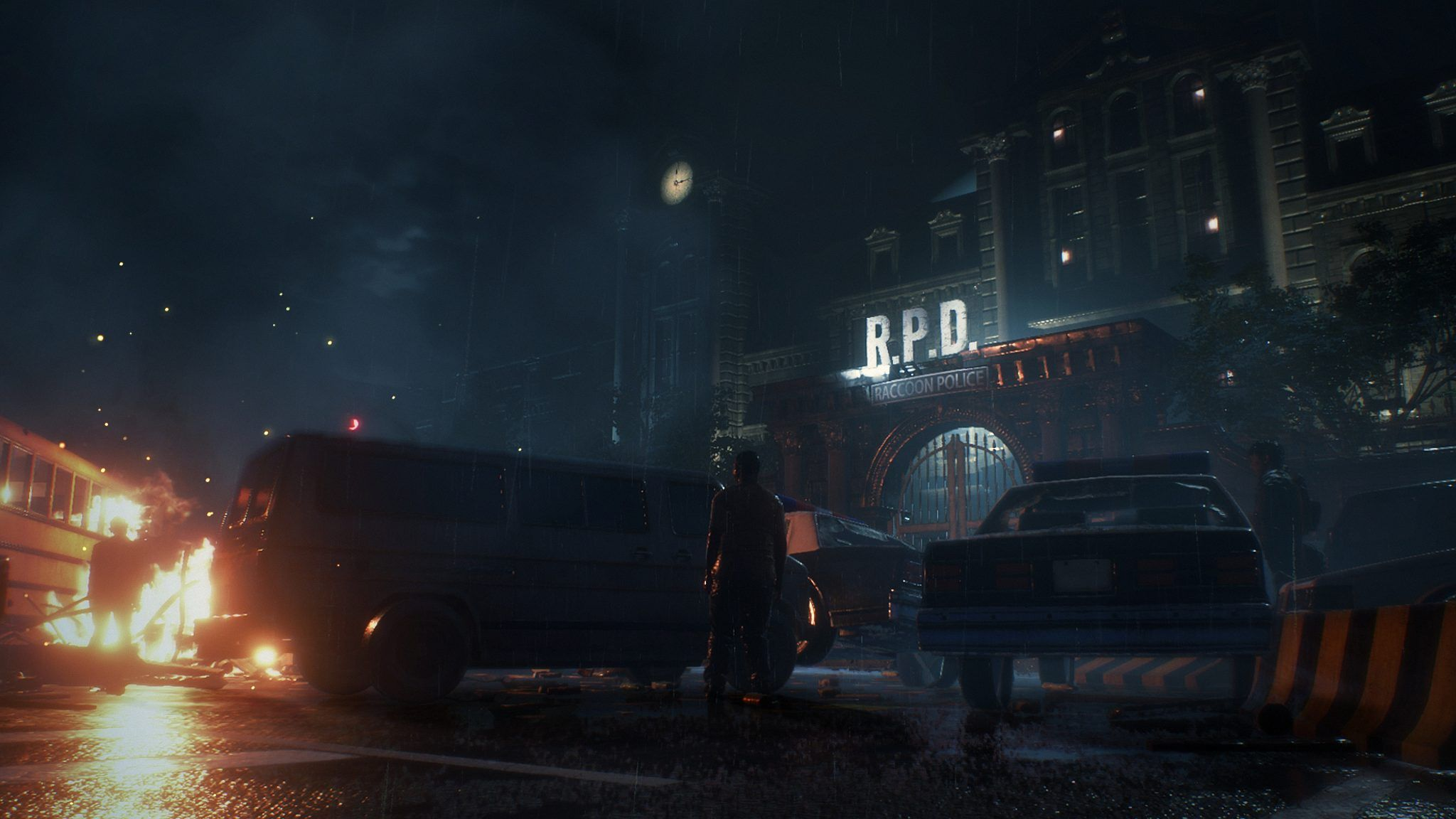 Resident Evil 2 Remake Official 4k Screenshots Give A New Look To Raccoon City Konie