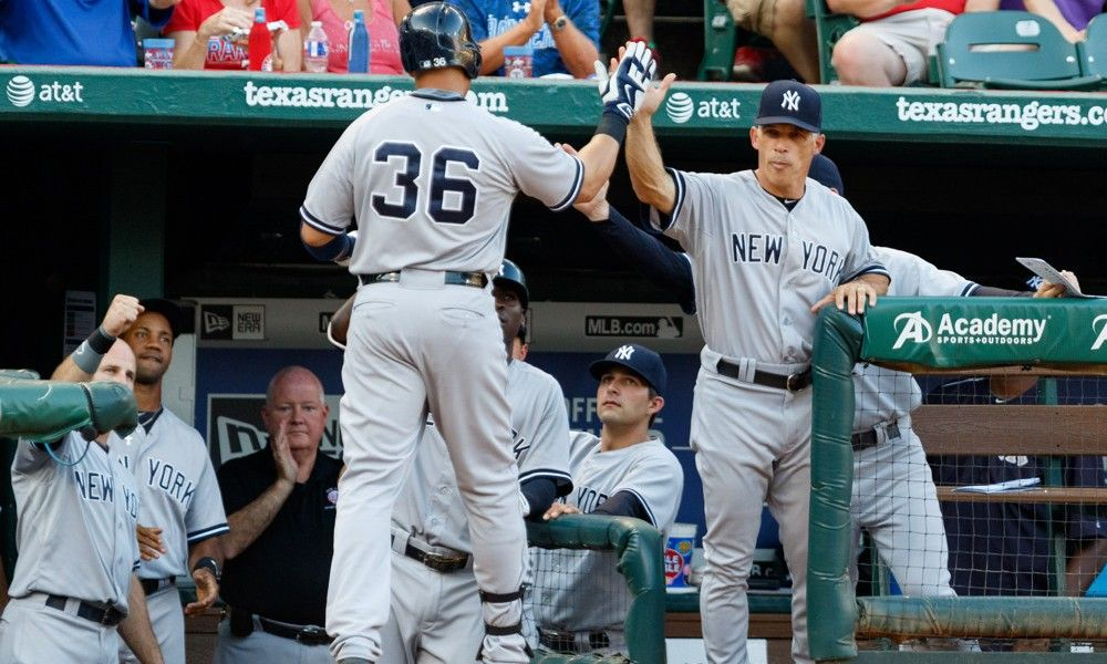 Yankees Deadline Options - Today's Knuckleball The New York Yankees have a choice to make. Continue with their recent plan to groom young, home-grown talent, or revert to their old ways to win now.....