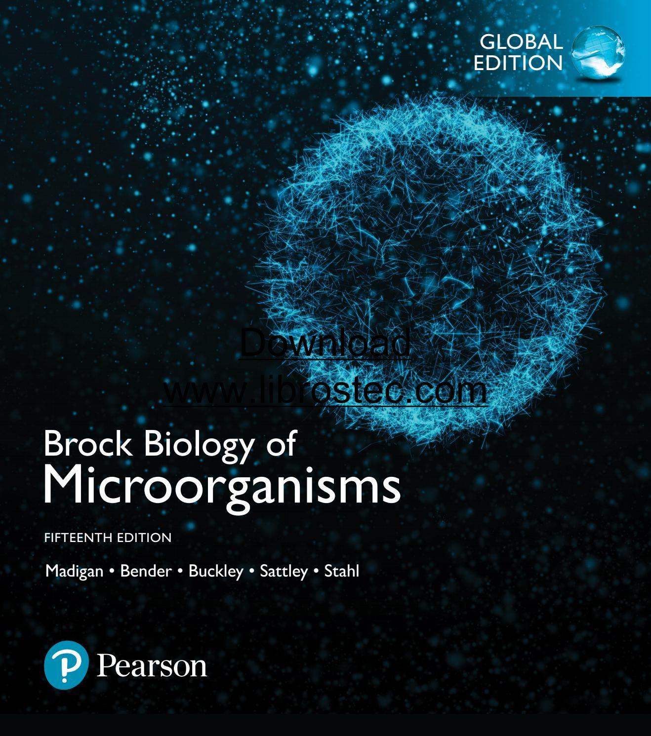 Brock Biology of Microorganisms 15th 15E