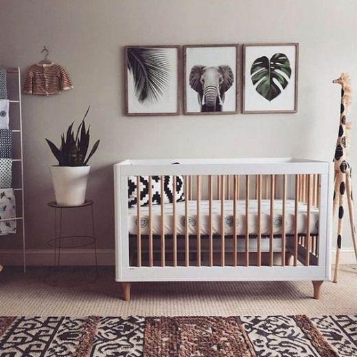 35 Ideas for a Gorgeous Boho Inspired Nursery #momoozemag #babyroom #baby #room #design