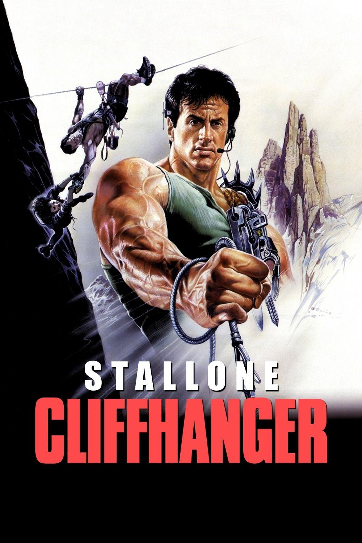 Cliffhanger 1993 Filmplakate Filme Plakat