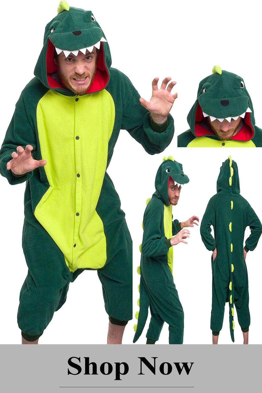 9bbf84ee25  Silver  Lilly Unisex  Adult  Pajamas -  Plush One Piece Cosplay  Animal   Dinosaur  Costume