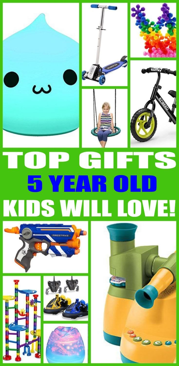 Best gifts for 5 year old birthday gifts for boys boy