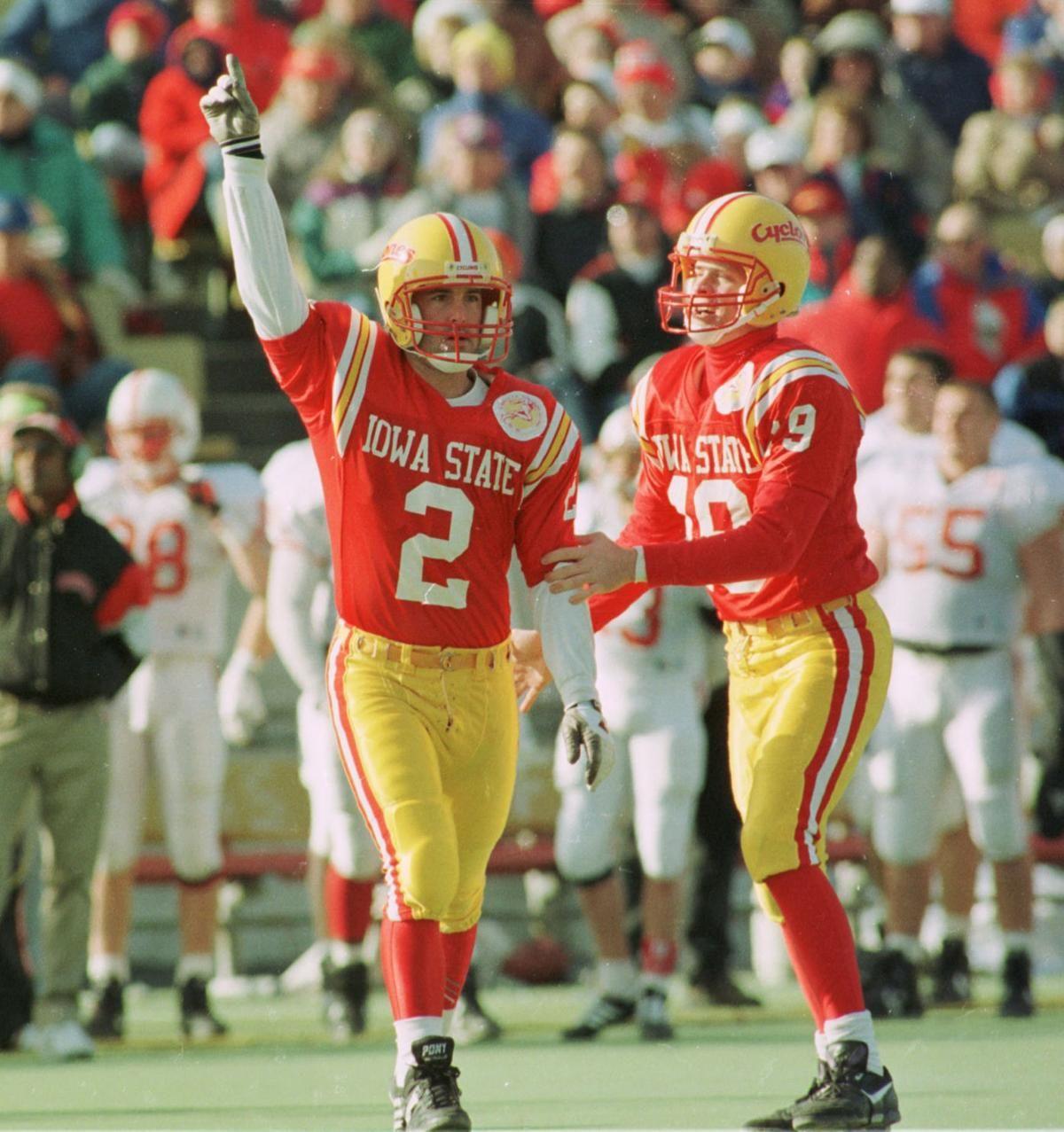 Iowa S State S Early 90s Uniforms College Football Football Iowa