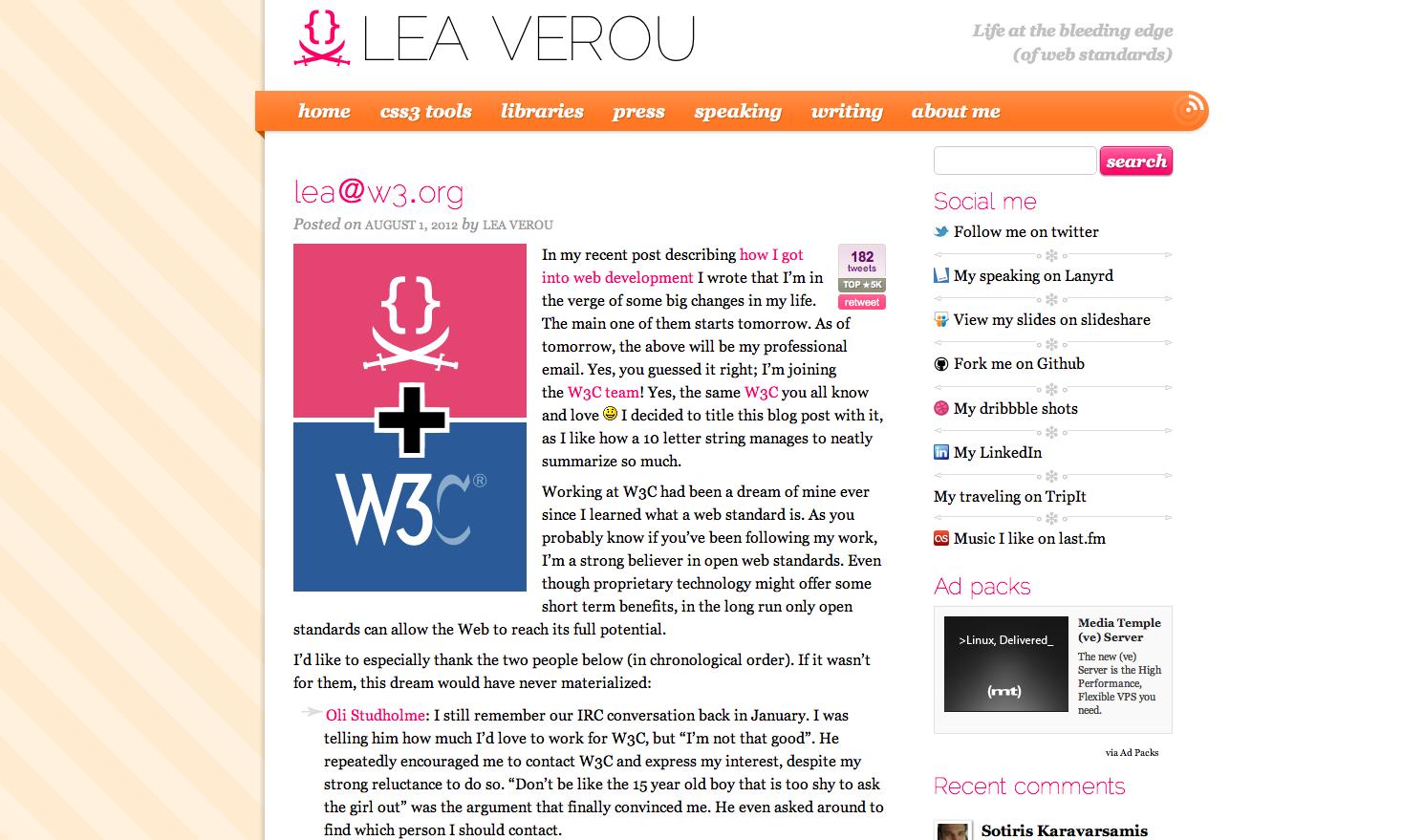 Lea Verou