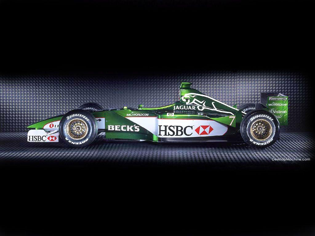 Jaguar R1 - too late