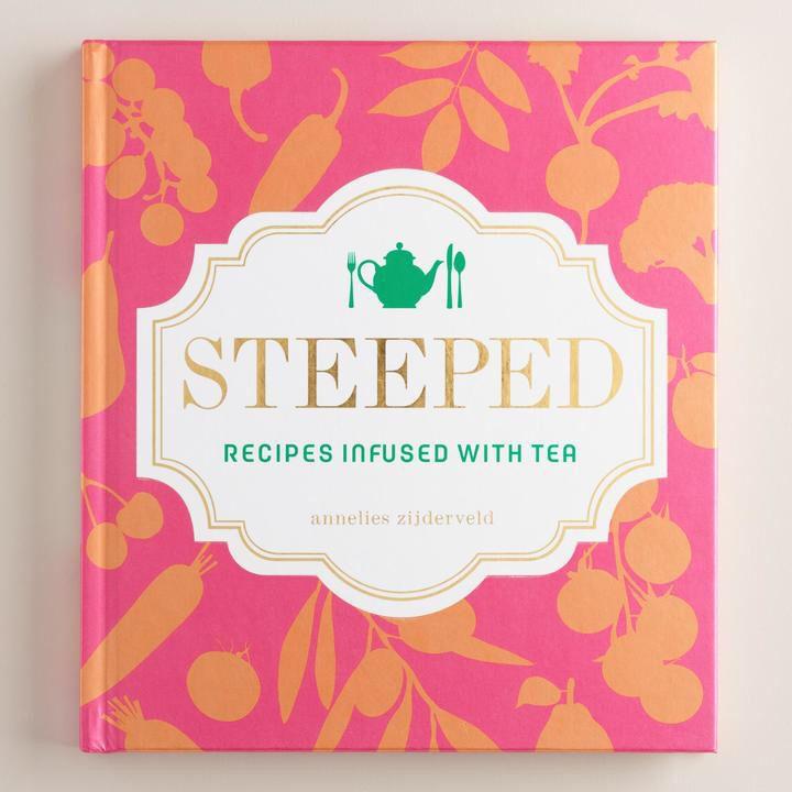 Steeped Tea Recipe Book