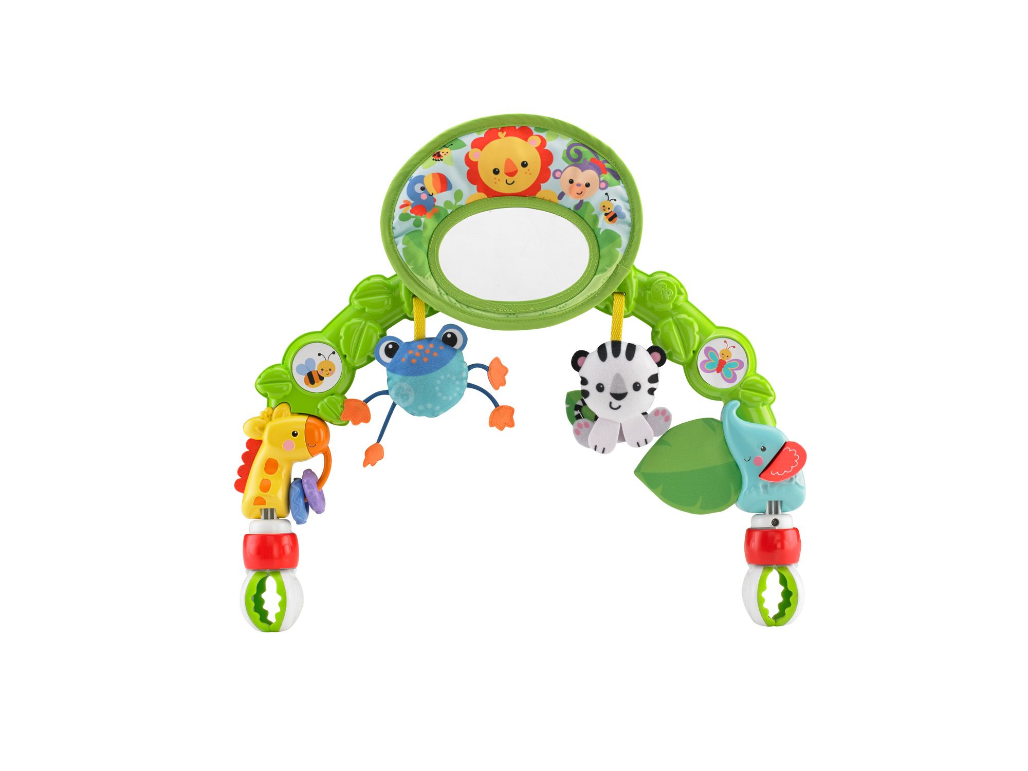FisherPrice Deluxe Stroller Toy available online at http
