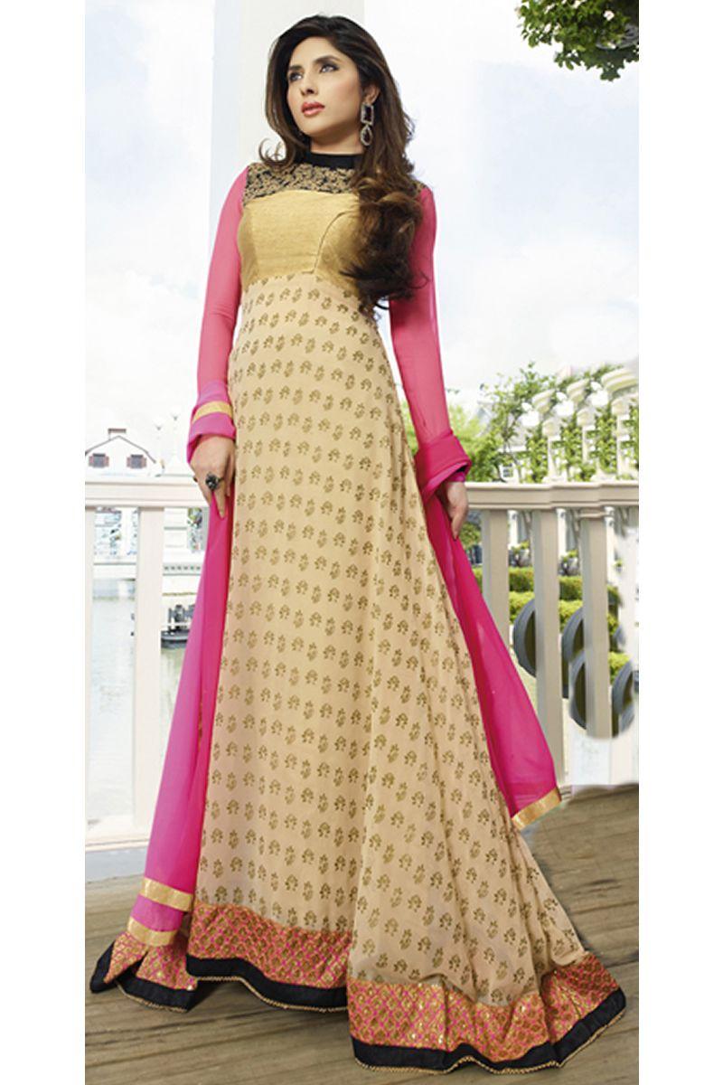 dd2d80e294 Buy Indian Designer Party Wear Suits Online   Designer Party Wear ...