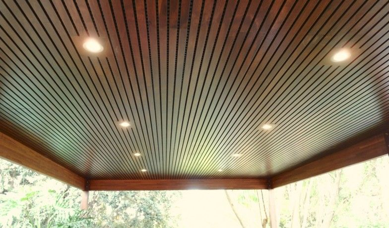 Austral Endurapanel Is A Unique Plywood Panelling System That Can Be Used To Enhance Any Living Space Endu Roof Cladding Wood Doors Interior New Home Designs
