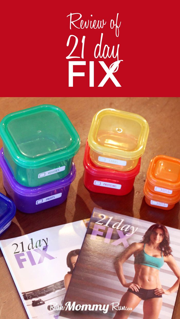 Does a program like 21 Day Fix really work? Find out in my review of the Beachbody program.