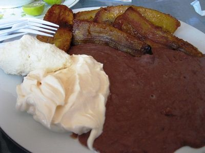Photos and Descriptions of Traditional El Salvador Food #elsalvadorfood