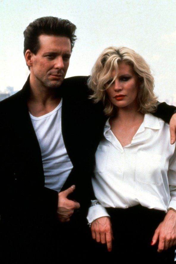 Mickey Rourke Was So Cute In 9 1 2 Weeks Romantic Movies Kim Basinger Mickey Rourke