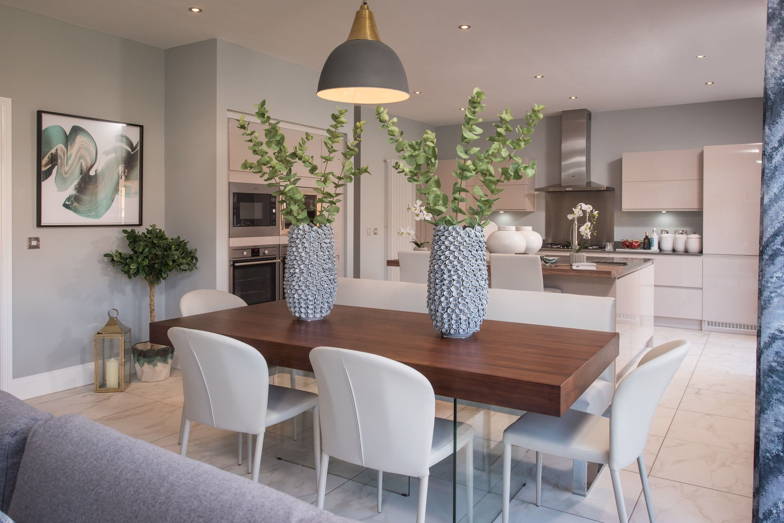 Open Plan Living - 7 Tips on How to Zone Your Space   Open ...