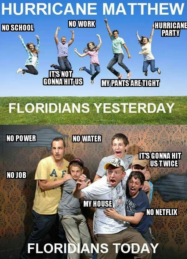 Florida Weather Meme 2019
