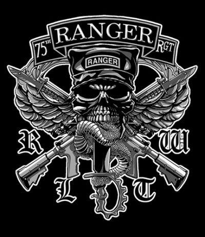 army airborne rangers logo army tattoo pinterest Marines Logo Marines Logo