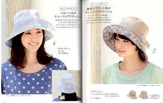 Cappellini fatti a mano artigianato giapponese di pomadour24