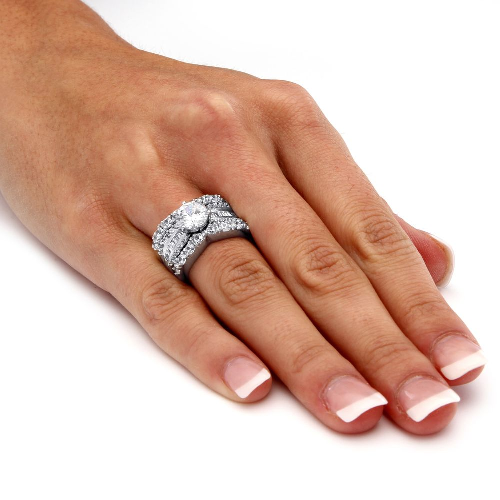 Overstock Com Online Shopping Bedding Furniture Electronics Jewelry Clothing More Cubic Zirconia Wedding Rings Anniversary Rings For Her Engagement Rings