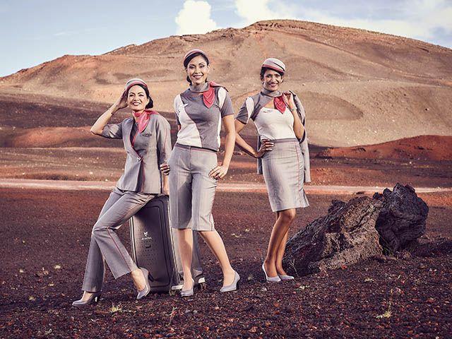 Air Austral Devoilera Son Nouvel Uniforme Au Salon Iftm Top Resa