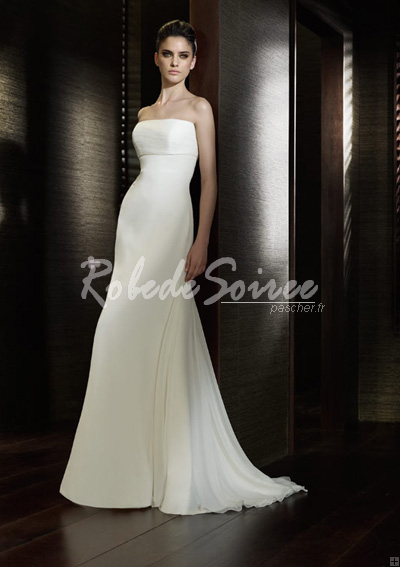 Robe cocktail sirene