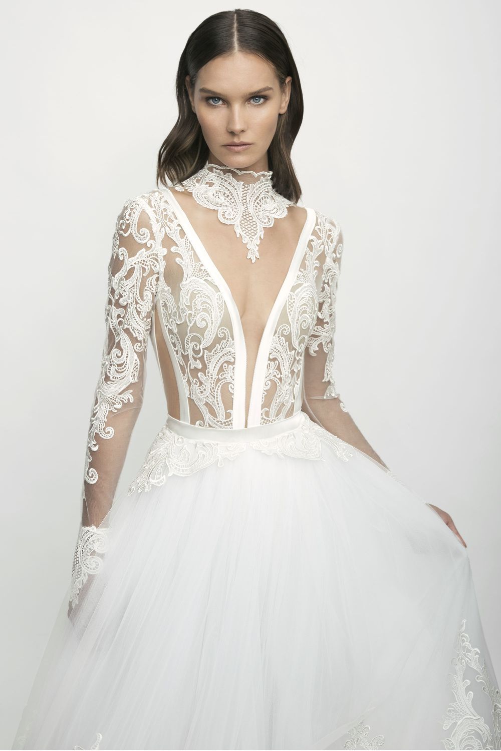 NYC 2017 - LIOR CHARCHY | ~ Wedding Gown pt2 ~ | Pinterest | Wedding ...